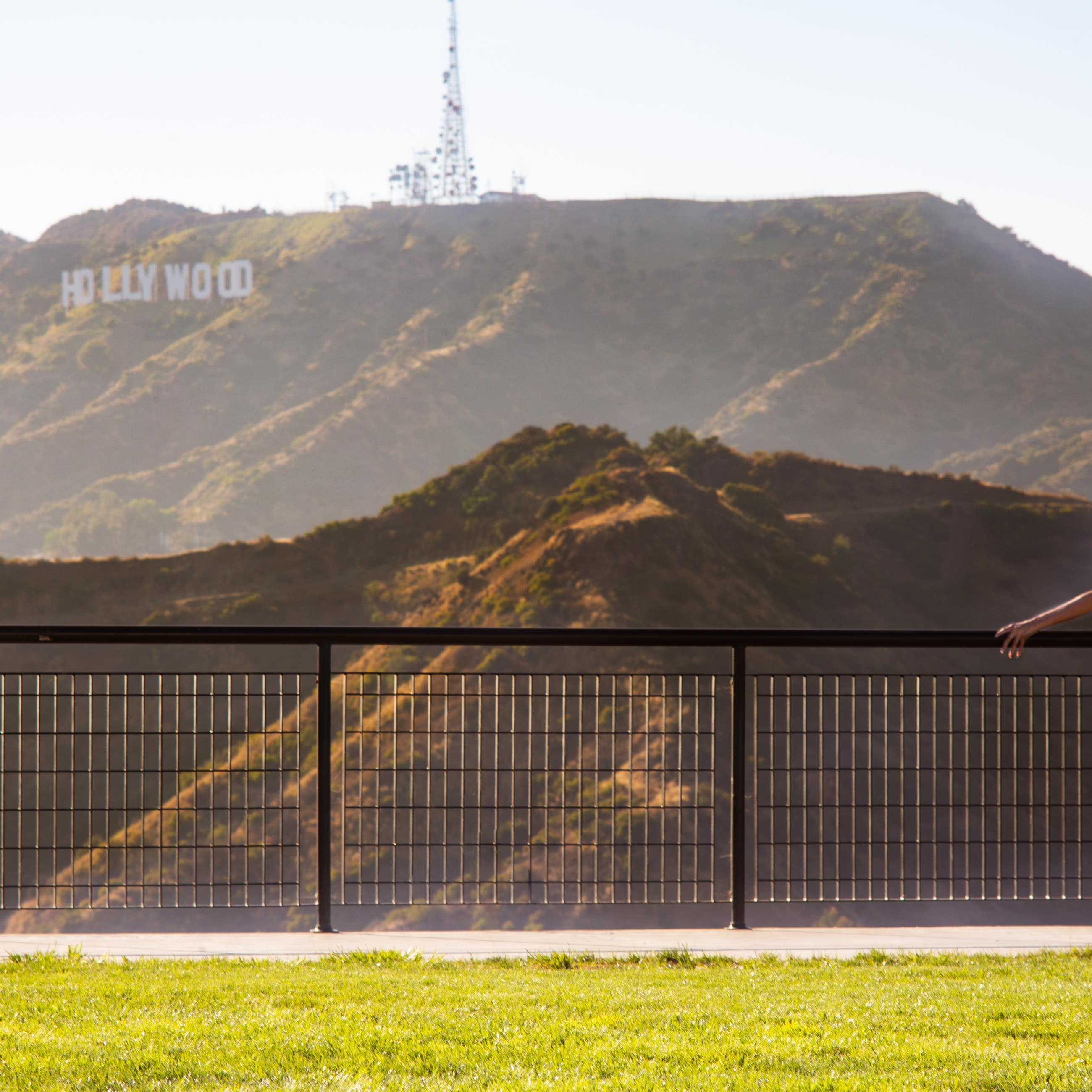 LA Love Hollywood Sign
