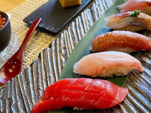 Sushi Tsujita in Sawtelle Japantown