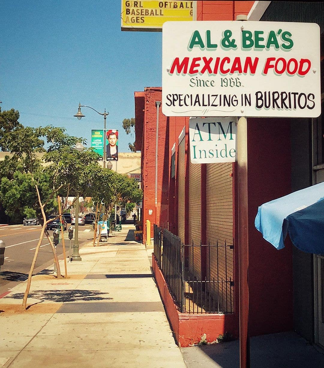 Al and Bea's Mexican Food 2020