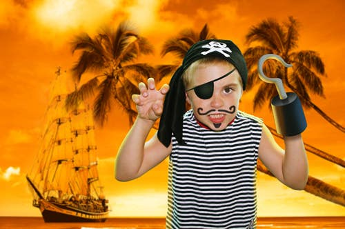 Scarium of the Pacific 2020 Pirate