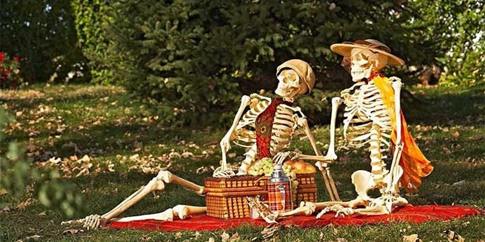 Halloween Night Picnic at Heritage Square Museum