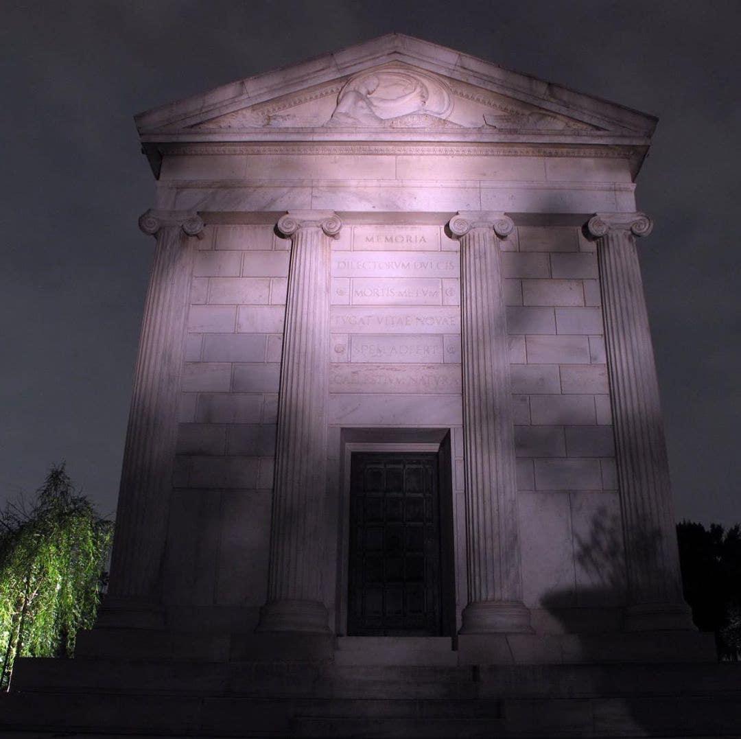 William Andrews Clark Jr. Mausoleum at Hollywood Forever