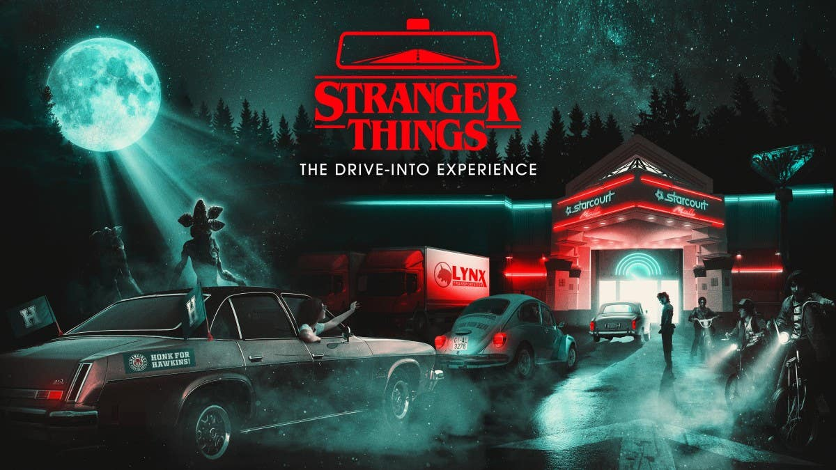 Stranger Things: The Drive-Into Experience in Downtown LA