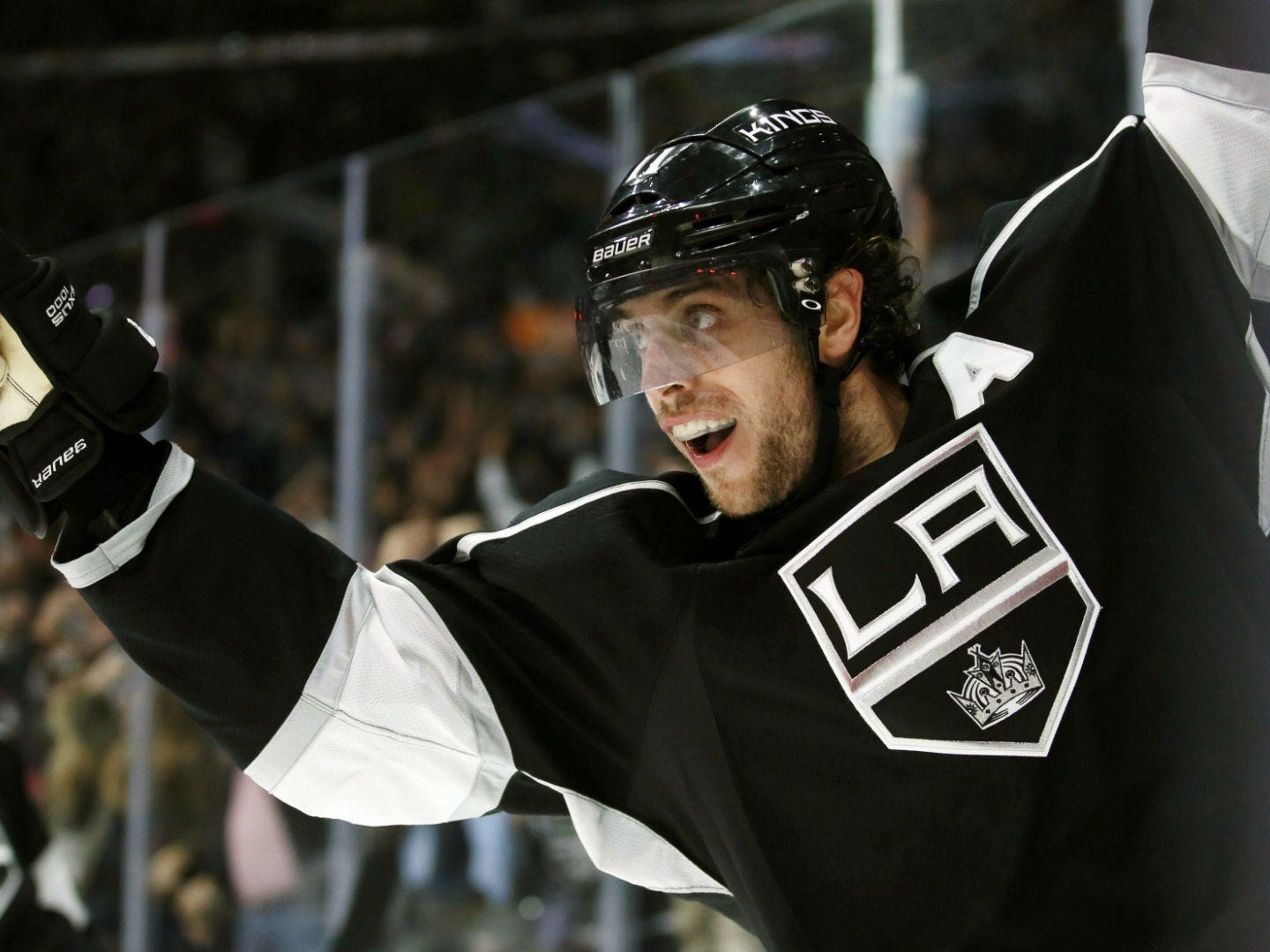Main image for event titled L.A. Kings vs Anaheim Ducks (FANS RETURN)