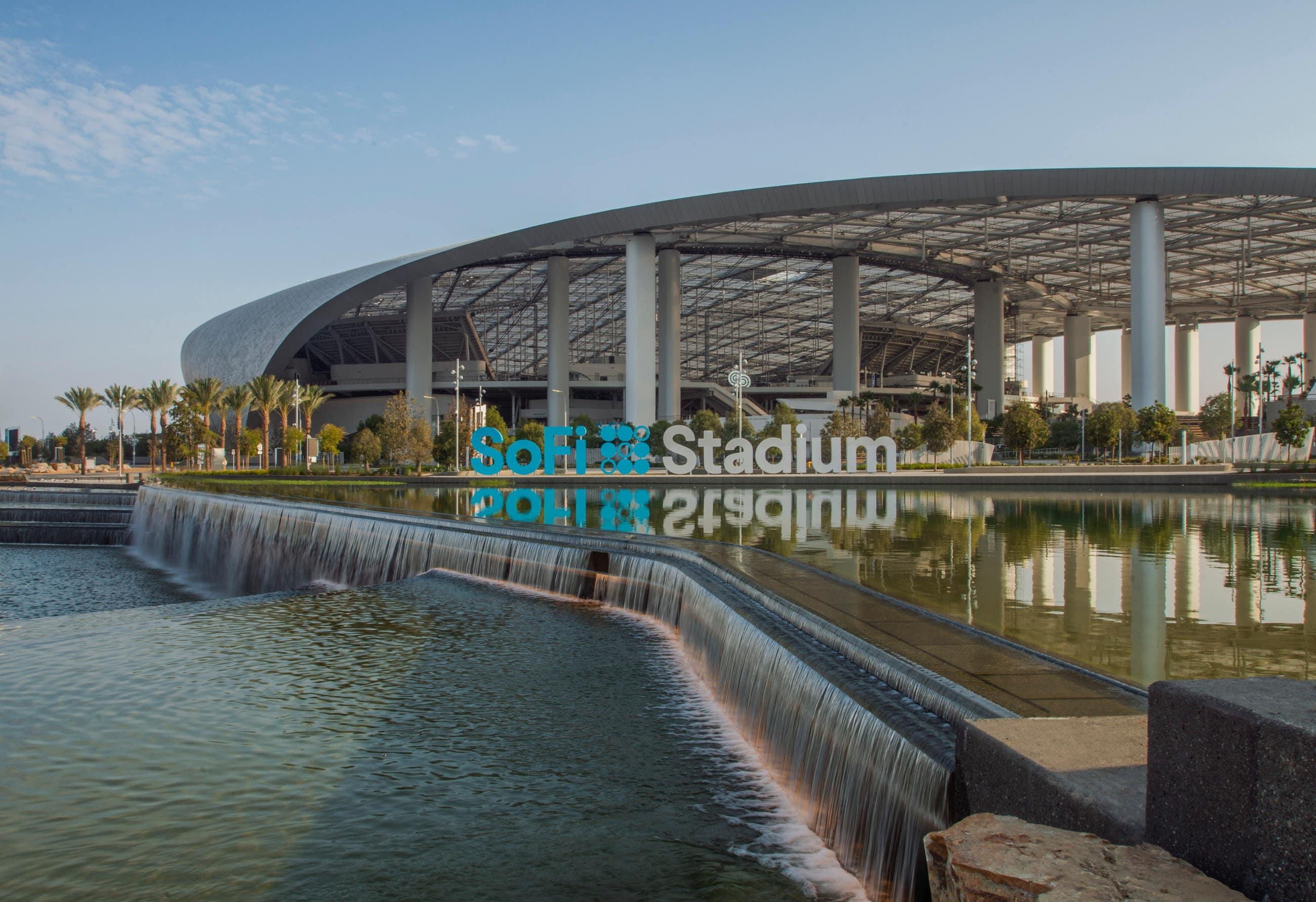 SoFi Stadium at Hollywood Park