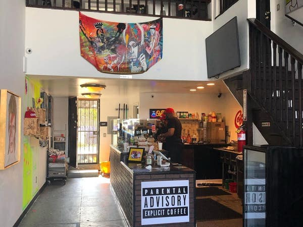 Little Amsterdam Coffee in Mid-City