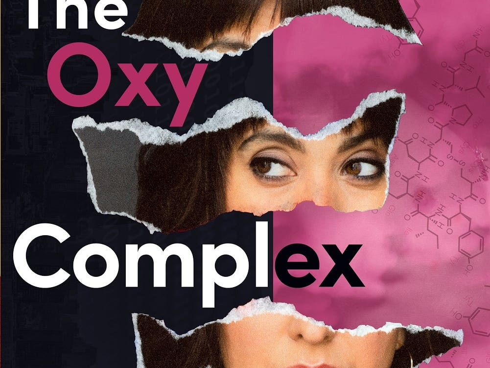 Anna Lamadrid: The Oxy Complex