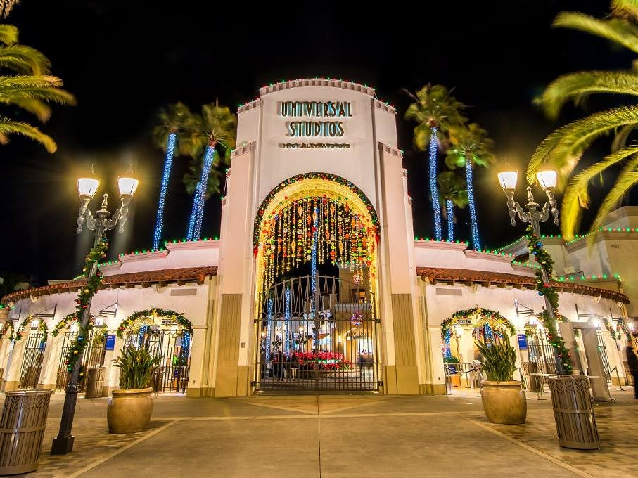 Main image for event titled Universal Studios Hollywood REOPENING