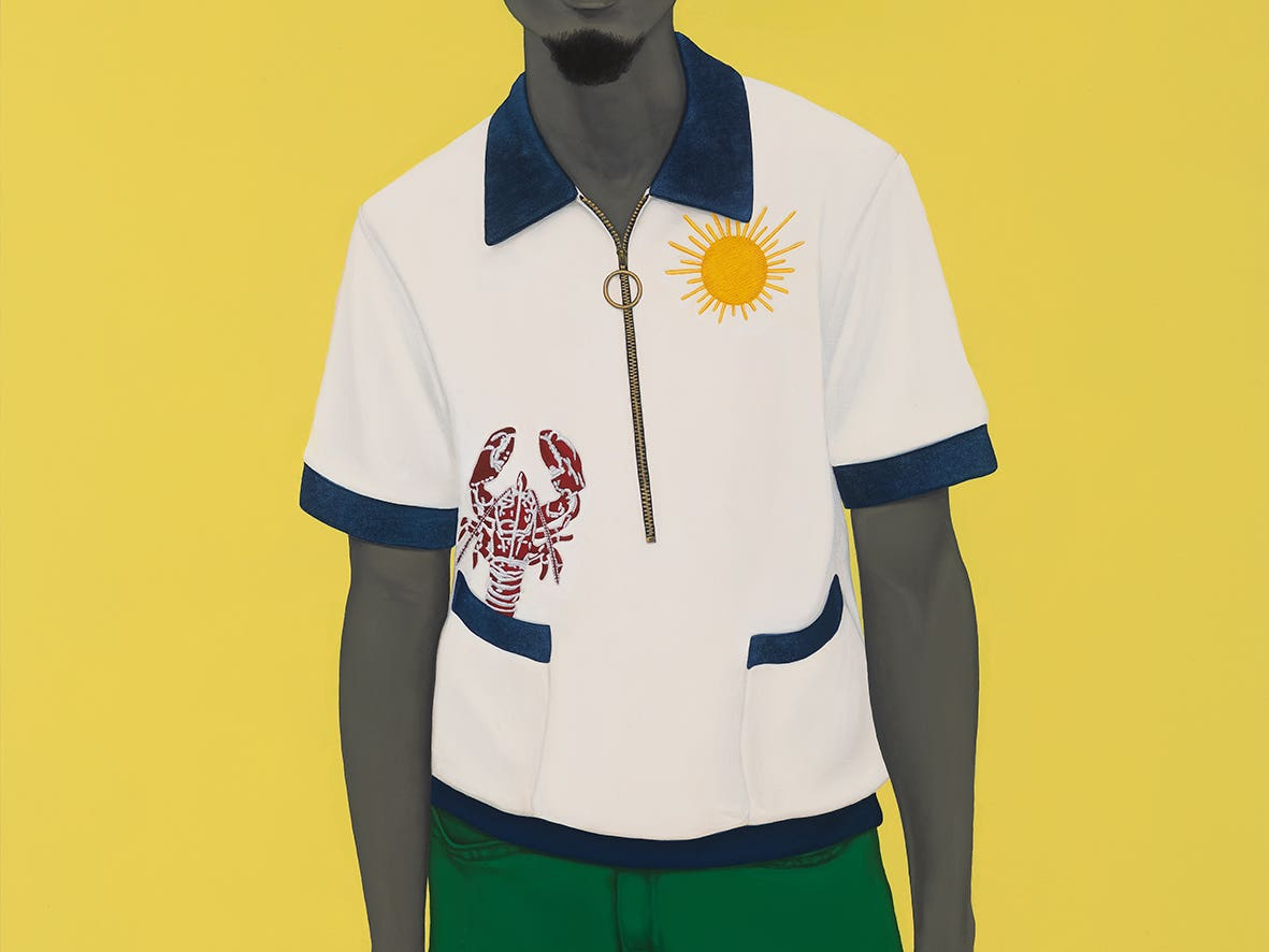 © Amy Sherald   Courtesy the artist and Hauser & Wirth   Photo: Joseph Hyde