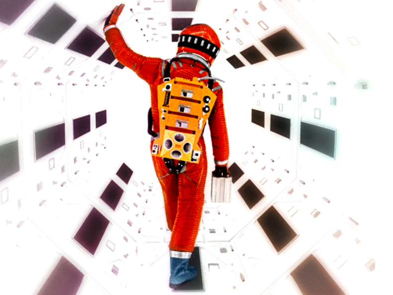 Main image for event titled Hollywood Legion Drive-In Theater: 2001: A Space Odyssey (1968)