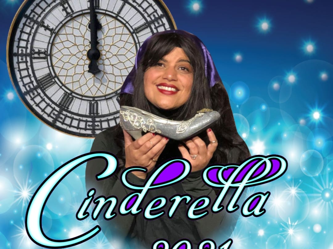 A dazzling Cinderella musical just for you!