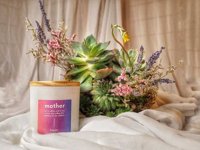 Succulent Arranging and Candlemaking Workshop at Banter & Bliss Candle Co.