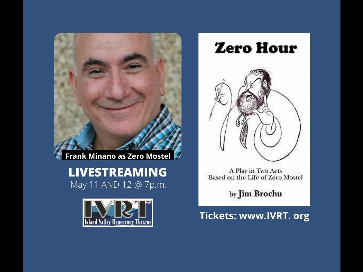 IVRT Livestreaming May 11 and 12.