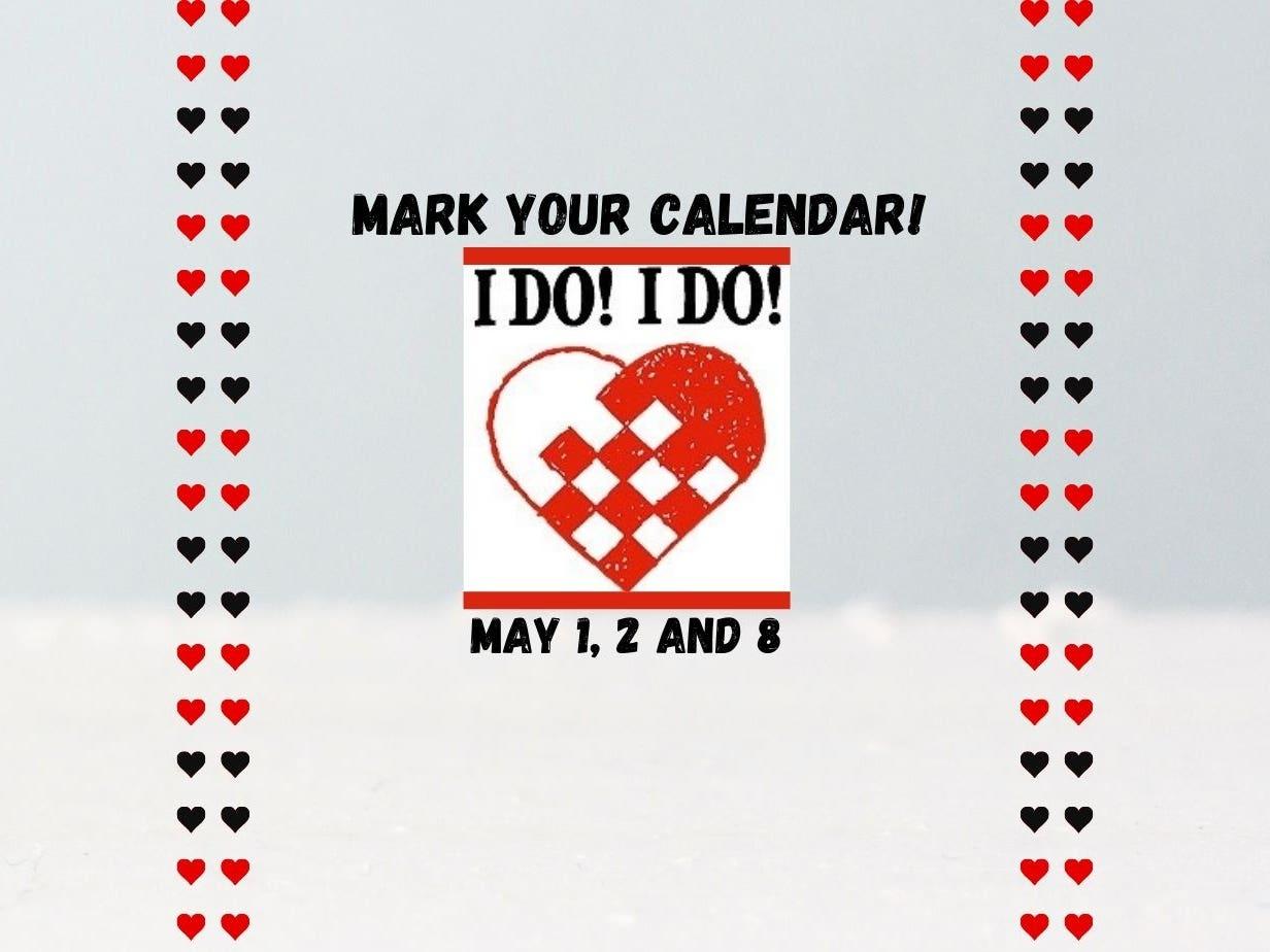 """Join IVRT for the musical """"I do! I do!"""""""