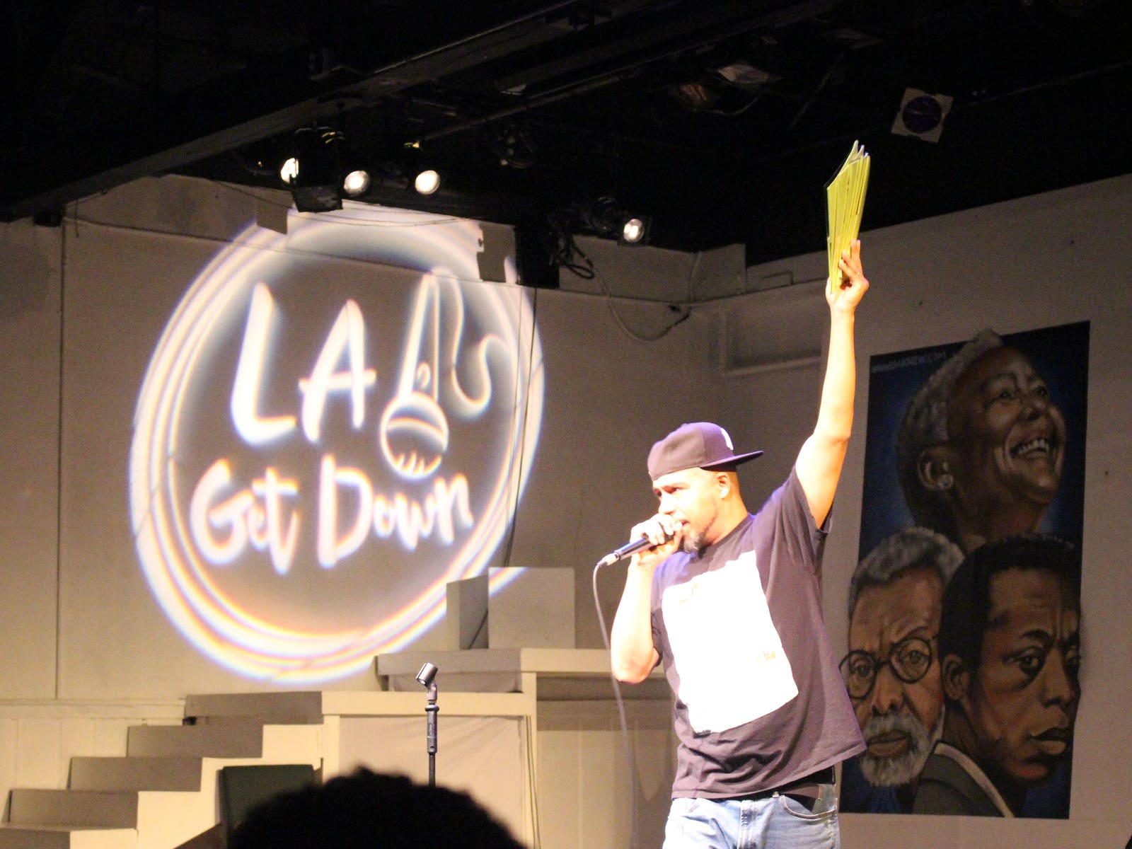 THE 5th ANNUAL LA GET DOWN FESTIVAL presented by Greenway Arts Alliance