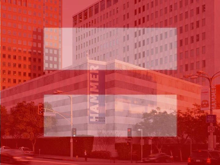 Main image for event titled Hammer Museum REOPENING