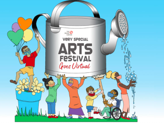 Main image for event titled THE MUSIC CENTER'S 42nd ANNUAL VERY SPECIAL ARTS FESTIVAL