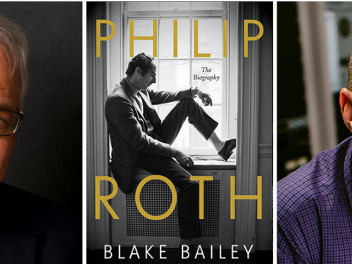 Main image for event titled Blake Bailey in Conversation with Peter Sagal: by the Skirball