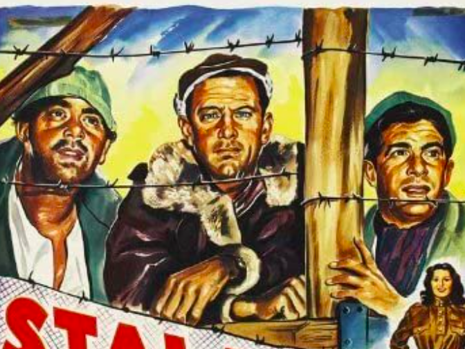 Main image for event titled Hollywood Legion Drive-In Theater: Stalag 17 (1953)