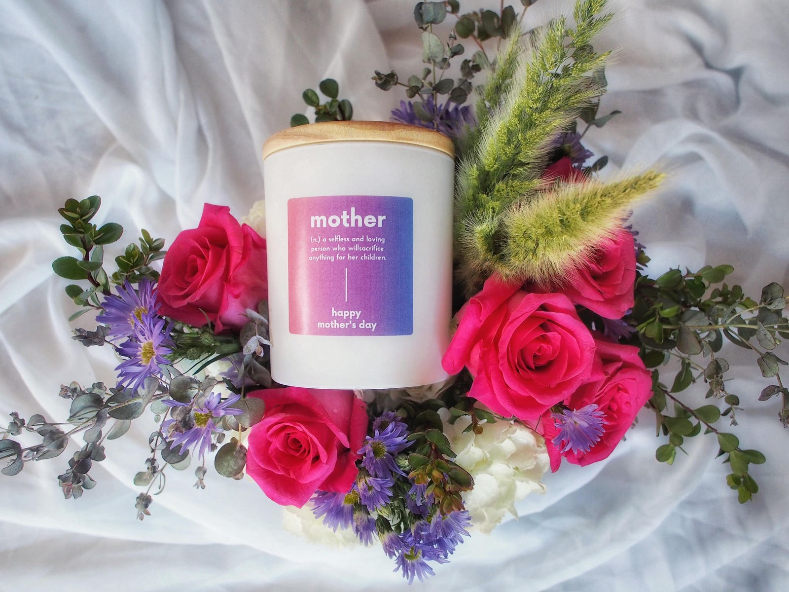 Candlemaking and Flower Arranging Workshop at Banter & Bliss Candle Co.