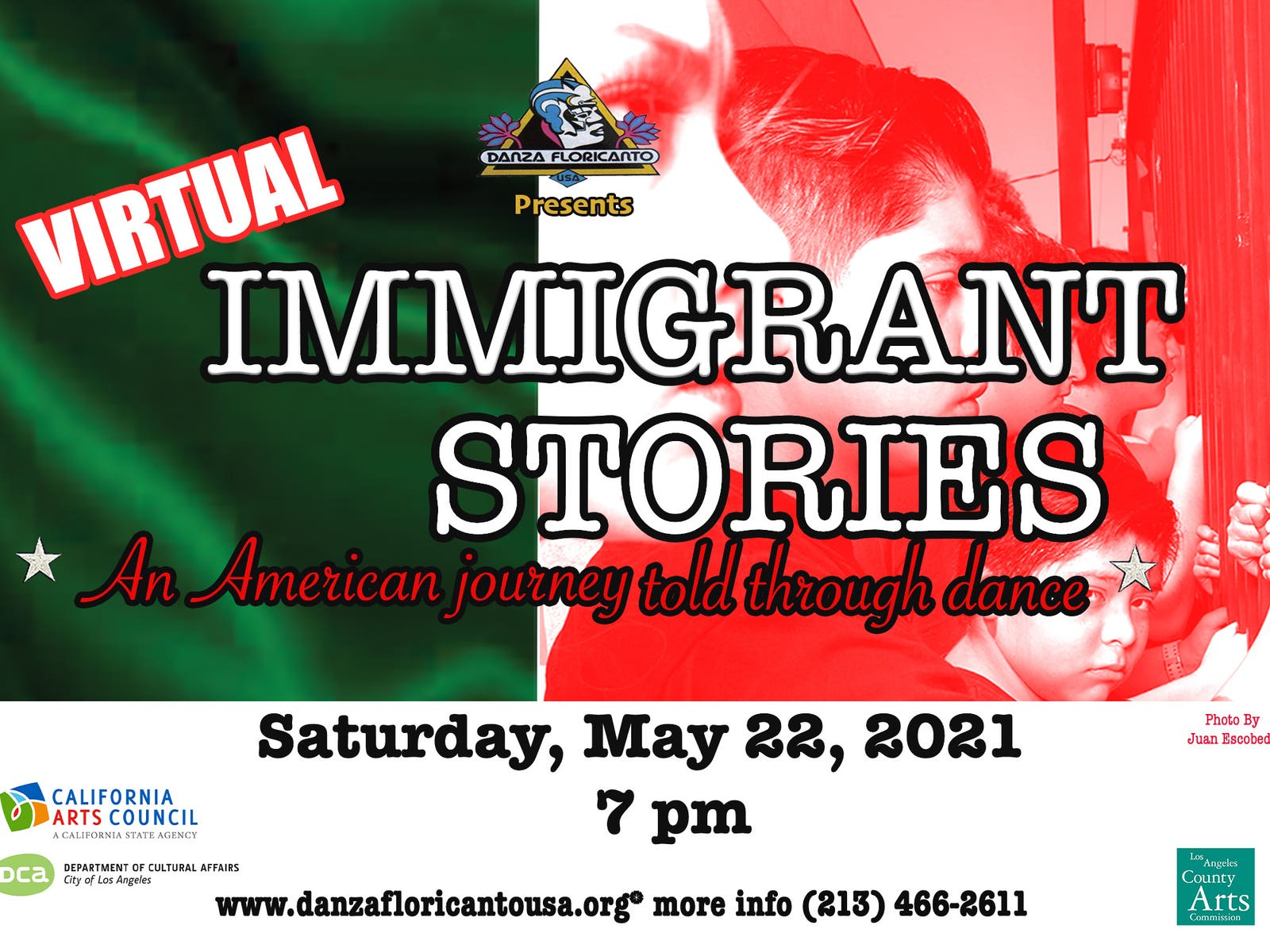 Floricanto's Immigrant Storie