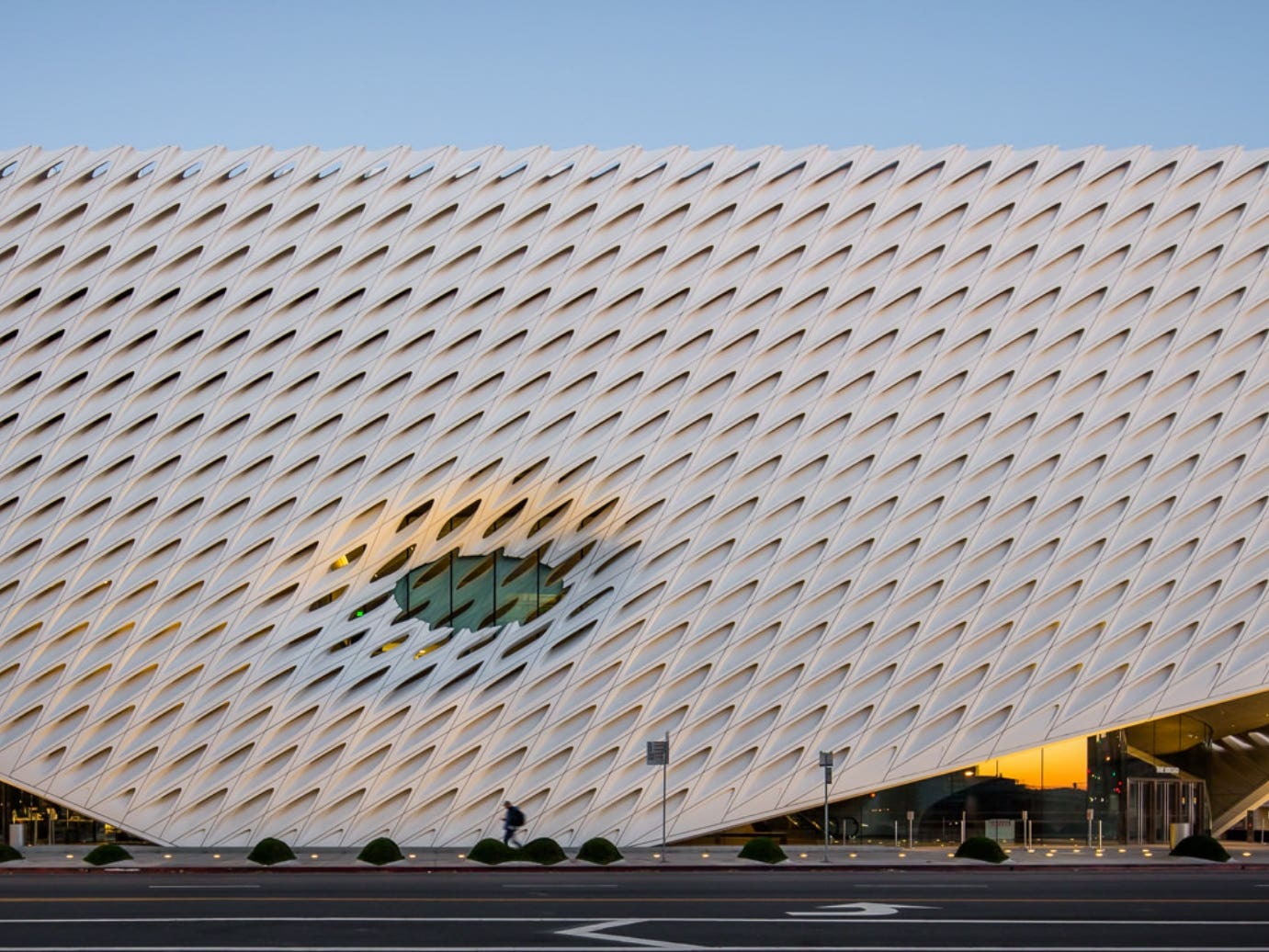 Main image for event titled Broad Museum (REOPENING TO THE PUBLIC)