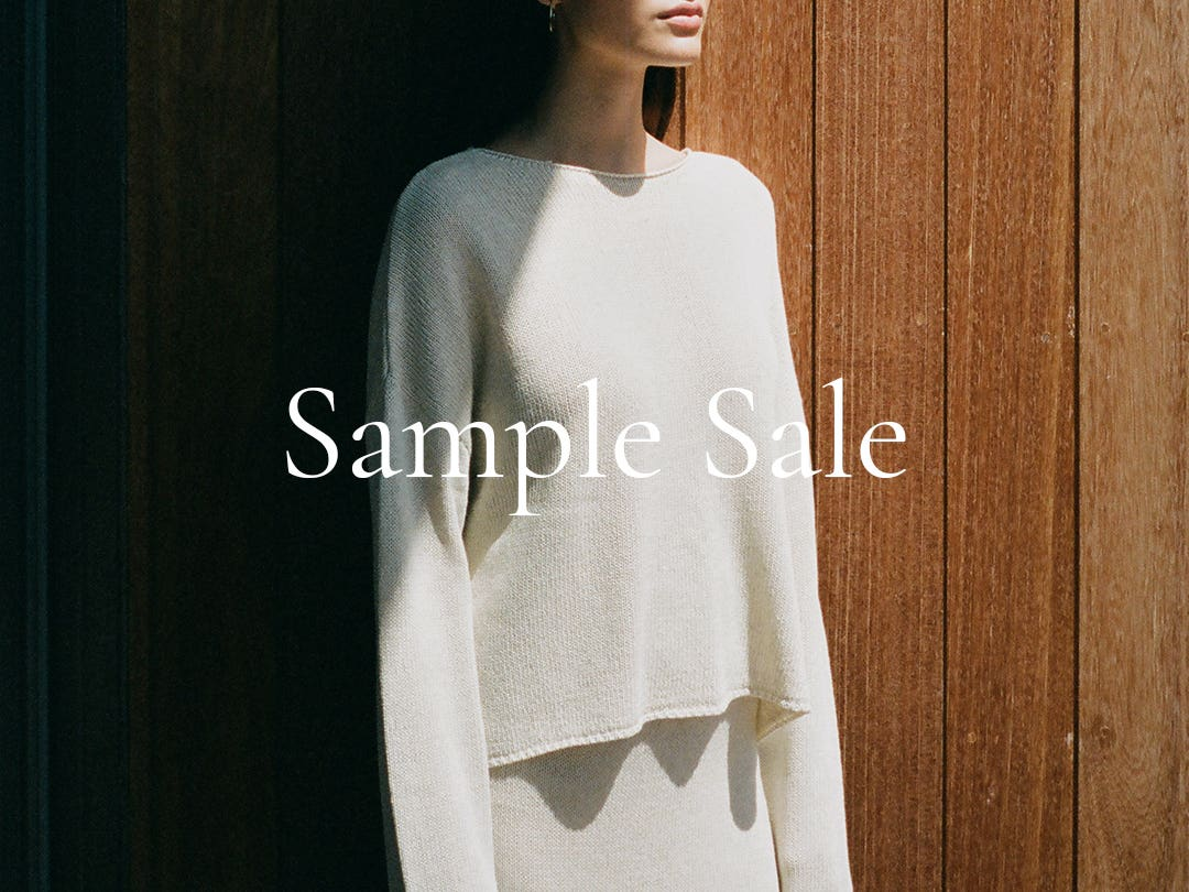 MOD REF Summer Sample Sale