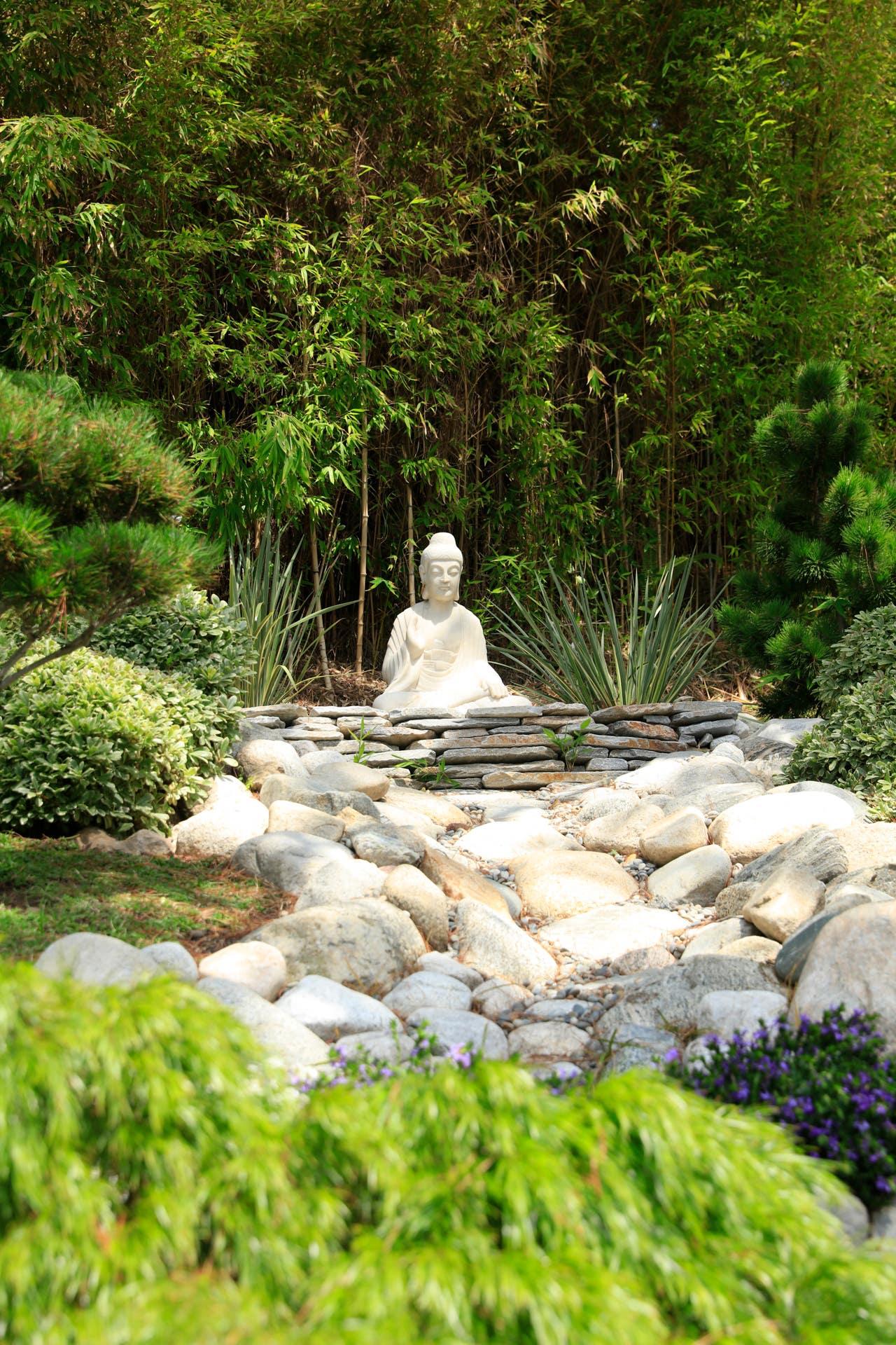 Self Realization Lake Shrine Buddha 2019
