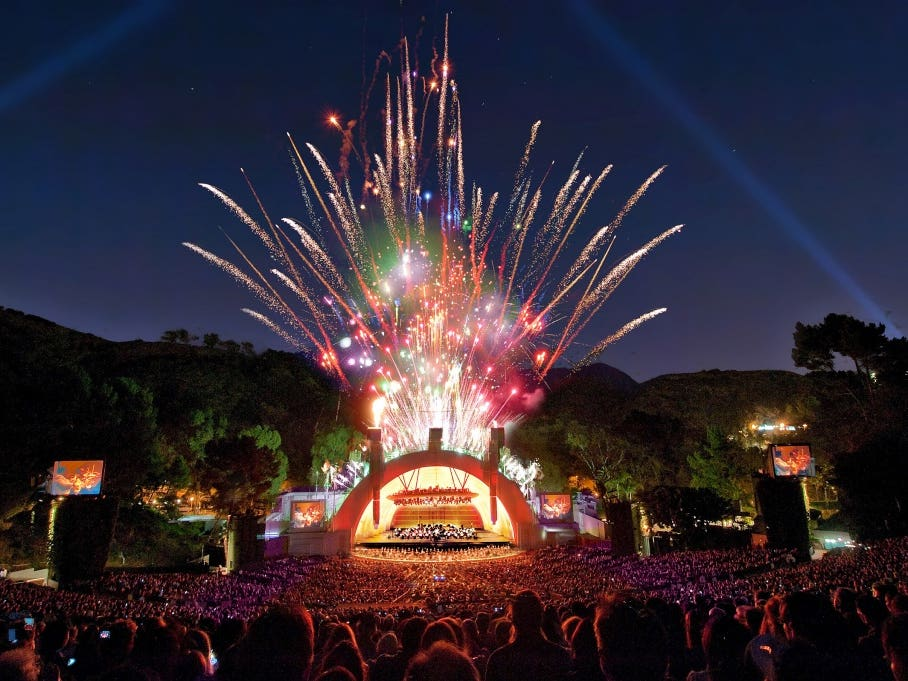 Main image for event titled Tchaikovsky Spectacular with Fireworks