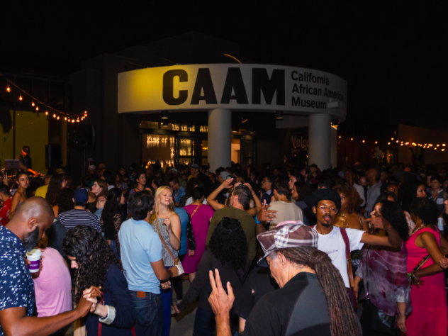 Main image for event titled KCRW Summer Nights @ CAAM 2021