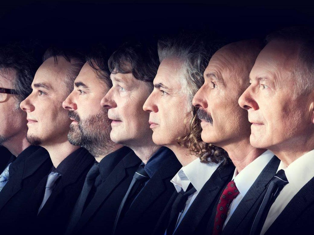 Main image for event titled King Crimson at the Greek Theater
