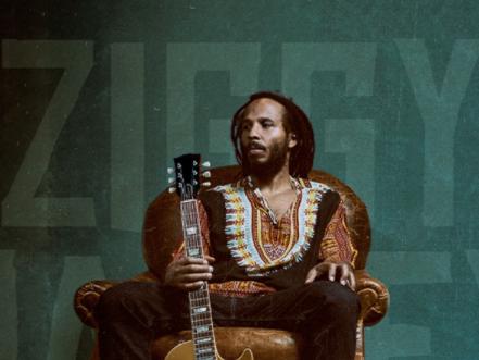 Main image for event titled Reggae Night XIX: Ziggy Marley and Wailing Souls