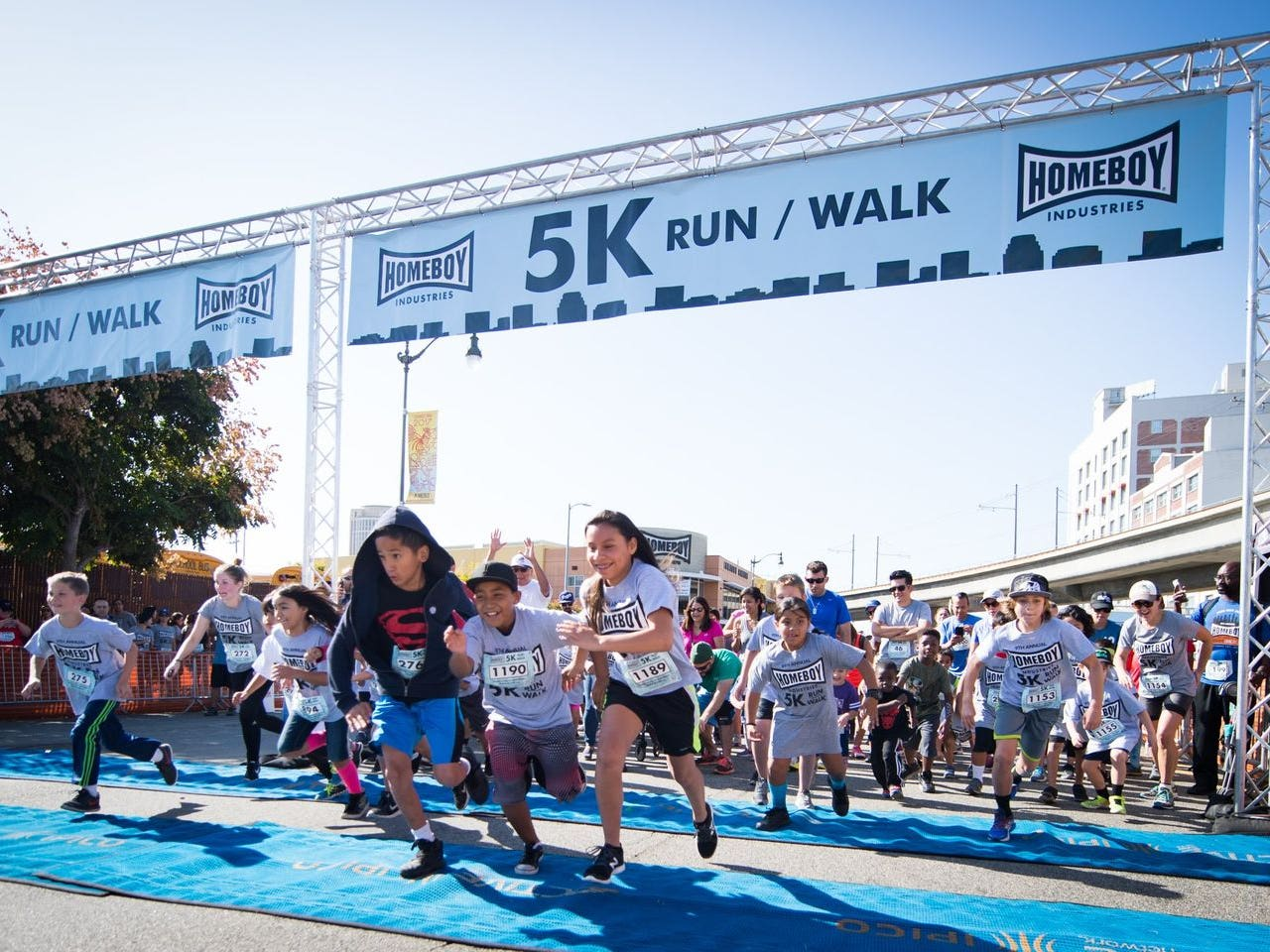 Main image for event titled Homeboy Industries' 12th Annual 5K Run/Walk