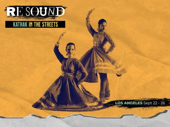 Main image for event titled ReSound:  From the Courts of Medieval India to the Streets of Los Angeles