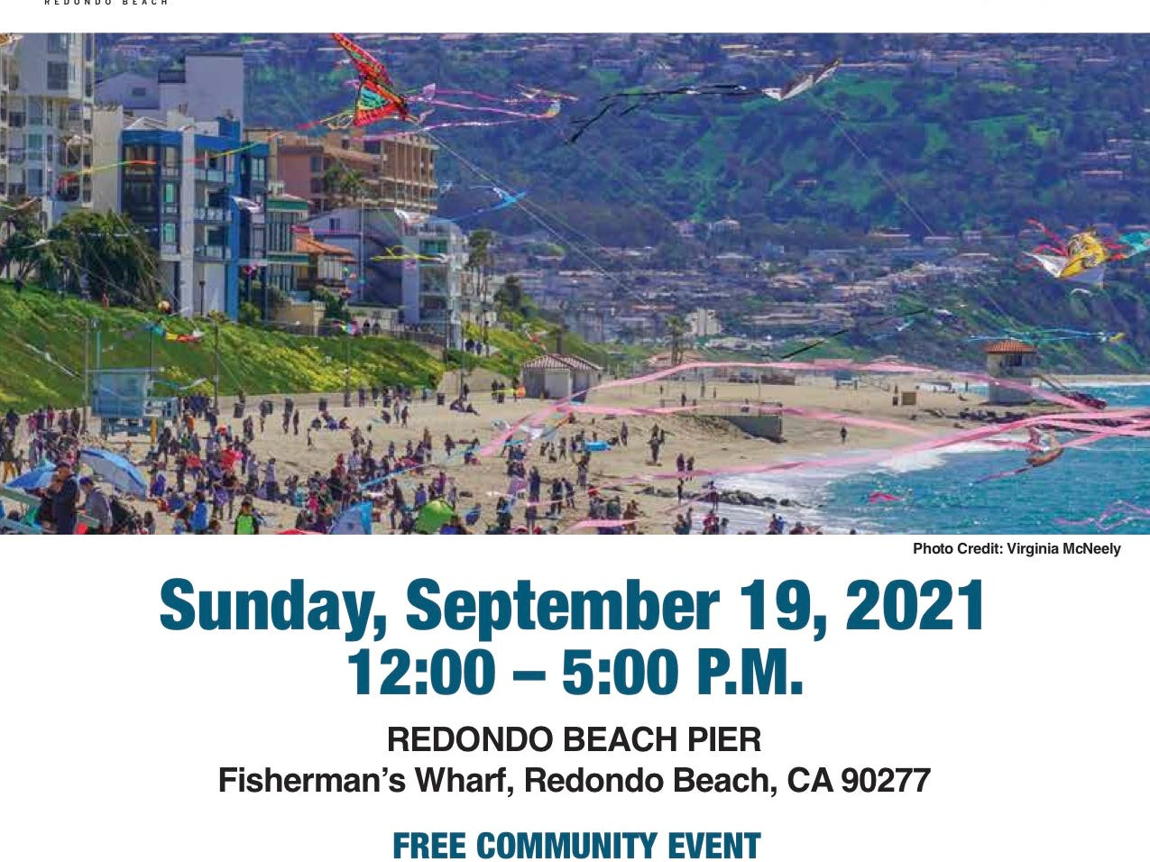 Redondo Beach Pier 47th Annual Festival of the Kite Flyer