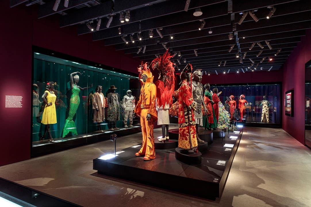 Academy Museum Cinema Stories Costumes 2021