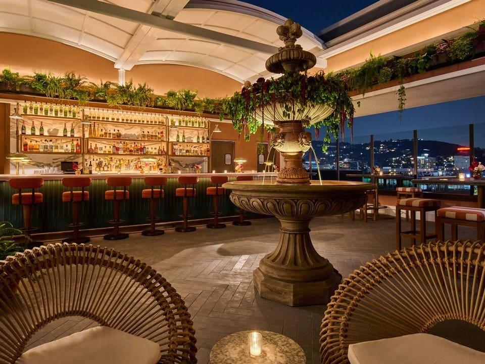 Bar Lis at Thompson Hollywood