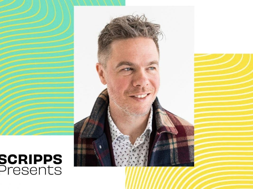 Main image for event titled SCRIPPS PRESENTS: JOSH RITTER in conversation