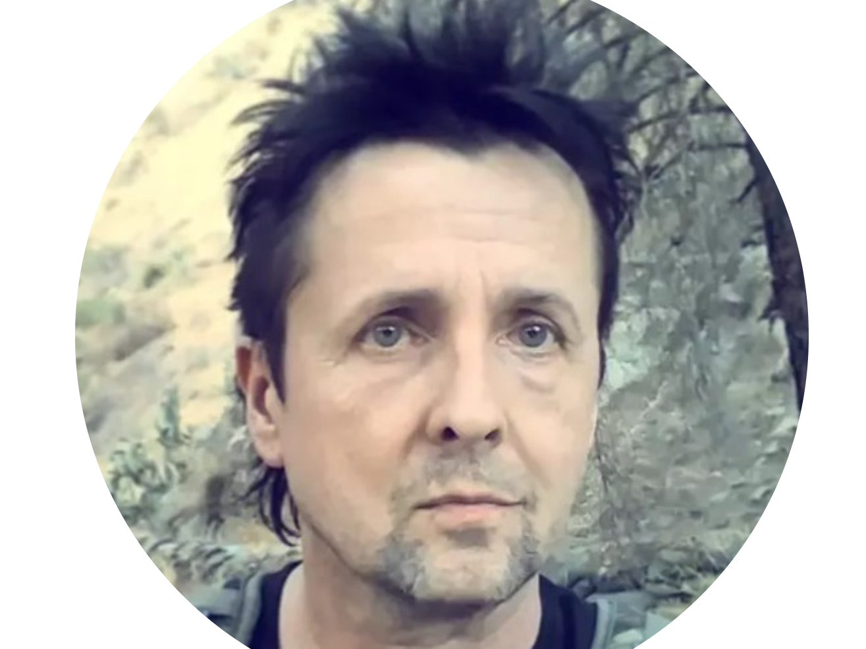 Paul Rogers Author