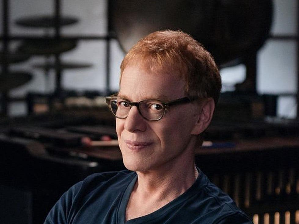 Main image for event titled A Conversation with Danny Elfman