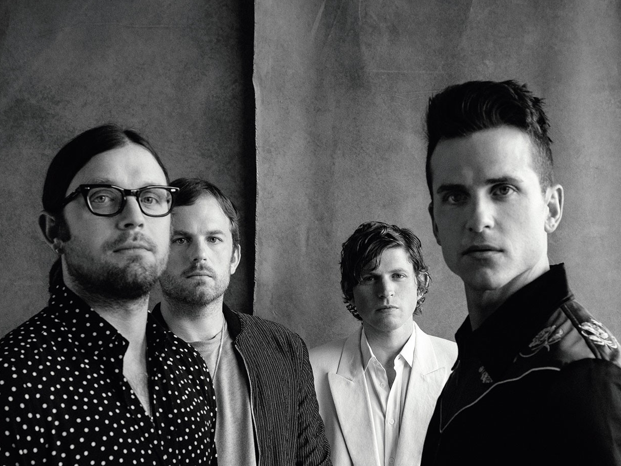 Main image for event titled Kings of Leon: When You See Yourself Tour