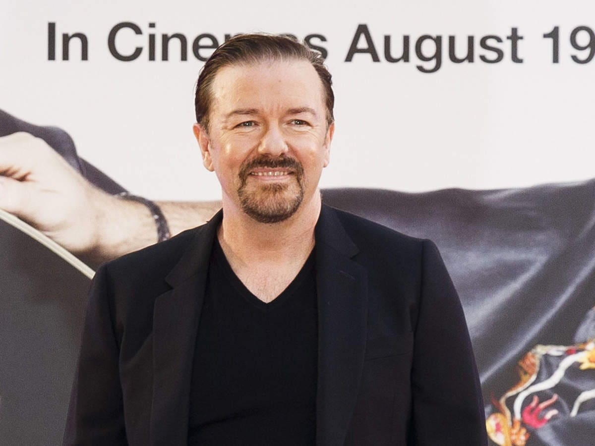 Main image for event titled Ricky Gervais: SuperNature