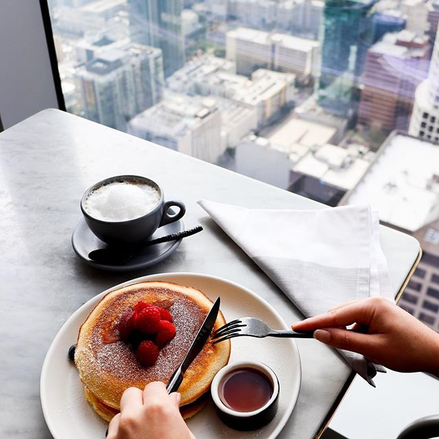 Instagram image from InterContinental L.A. Downtown