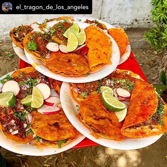 Instagram image from Teddy's Red Tacos