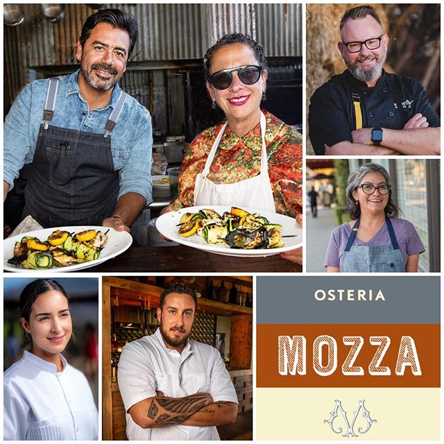 Instagram image from Osteria Mozza