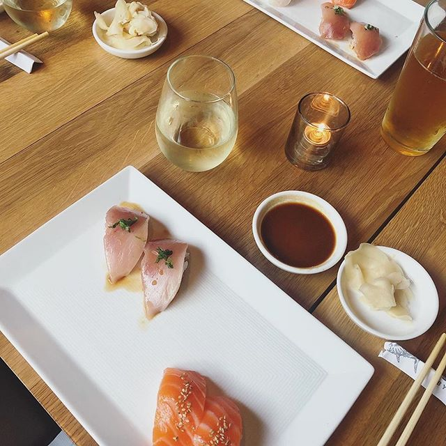 Instagram image from SUGARFISH | LA • NYC