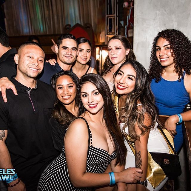 Instagram image from Los Angeles Club Crawl
