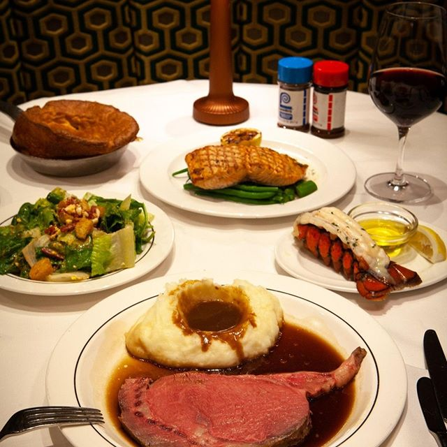 Instagram image from Lawry's The Prime Rib