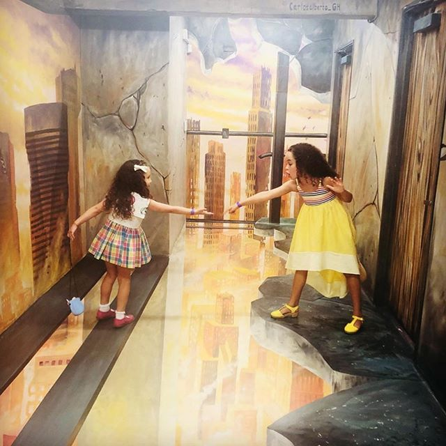 Instagram image from Museum Of Illusions
