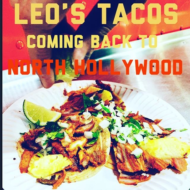 Instagram image from Leos Tacos Truck